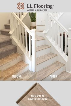 Staircase Remodel, Home Upgrades, Home Reno, Basement Remodeling, Bathroom Remodeling, My New Room, My Dream Home, Home Projects, Future House