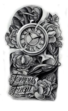 tattoo sleeve drawings - Google Search