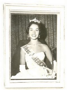 Miss America 1961, Nancy Anne Fleming