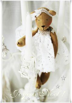** Teddy bear cottage