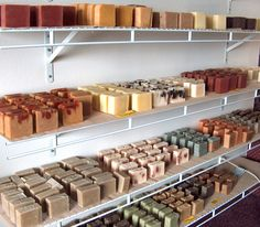 Curing/Drying Racks     Click through to Homemade Soap'n'Such and take advantage of this great sale running now through Friday, May 4th...
