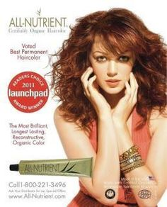 Professional Color, ALL-Nutrient. LAUNCH PAD Mag