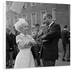 'Barbara Windsor on the Film Set of Carry on Doctor' Photograph George Oliver Format: Wrapped Canvas, Size: 80 cm H x cm W x cm D Barbara Windsor, Dreamworks Movies List, 31 Film, Kenneth Williams, Film Images, British Comedy, Movie List, Classic Movies, On Set