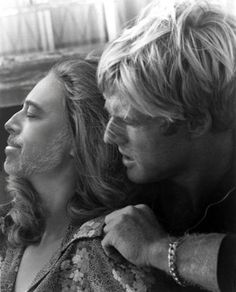 Barbra Streisand & Robert Redford in The Way We Were (dir. Sydney Pollack, went to Antelope Theatre to see this with my new friend Leslie Hockingsmith since we didn't have dates to the Prom that night. Santa Monica, Barbra Streisand Robert Redford, Gena Rowlands, Movies And Series, Eartha Kitt, Faye Dunaway, Sundance Film, Famous Couples, Julie Andrews