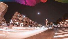 Así vivimos cada noche en #Morelia! Cautivados por el encanto de una ciudad colonial... Te esperamos! #SéBienvenidoAquí