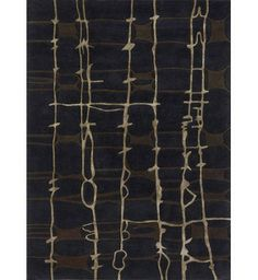 Carpets : FILAMENTS CARPETS    #Carpets #homedecor #singapore interesting abstract rug weaving design great for contemporary home decor