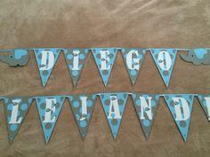 Photo (58) Banner para baby shower de Diego Alejandro by Denise Scraps