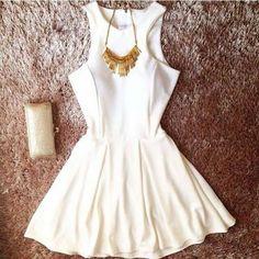 lindo vestido para que elijas lucir