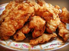 Dee Dee's Southern Fried Buttermilk Chicken | I think the trick to good crispy fried chicken is to brine it first in a buttermilk brim.