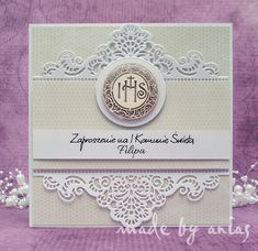 Invitation Cards, Invitations, Exploding Boxes, First Communion, Diy And Crafts, Frame, Scrapbooking, Wedding, Christian