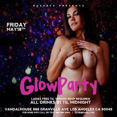 Glow Party #instagram #feed #party #events #instagramfeed