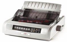 OKI Microline 5591 ML5591 24 Pin USB Dot Matrixdrucker Nadeldrucker DinA3 #207
