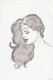 Wonder woman inspired tattoo idea