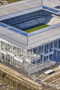 Herzog & de Meuron's Bordeaux Stadium