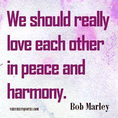Bob Marley Quotes ...