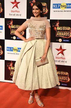Sonam Kapoor in Rami Al Ali Couture