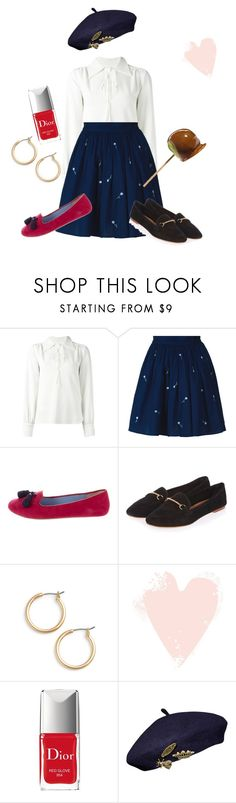 """""""shadow"""" by moonmermaid on Polyvore featuring See by Chloé, Anouki, Charles Philip Shanghai, Topshop, Nordstrom, Christian Dior, Maison Scotch, cute, school and autumn"""