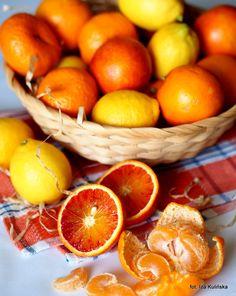 Smaczna Pyza: Miksowanie na śniadanie czyli pożywny koktajl owocowy z otrębami