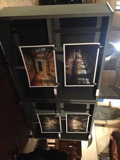 Abandoned Yorkshire  Exhibition Nov 2016 - Presentation