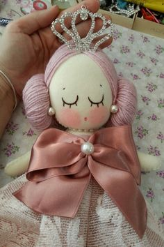 Baby Doll from melegineli...(sweet, sleeping beauty)....