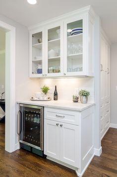 Basement Kitchen, Kitchen Redo, New Kitchen, Kitchen Wet Bar, Wet Bar Basement, Basement Ideas, Home Wet Bar, Bars For Home, Home Renovation