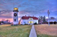 Chatham, Cape Cod Lighthouse