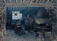 La forge de Marly-le-Roi