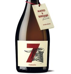 This red ale from Mateo & Bernabé is named after the Catholic saint whose feast day (San Fermín) is celebrated in Pamplona each year. This festival is most well known for the running of the bul...