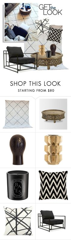 """""""My living room..."""" by gloriettequartet ❤ liked on Polyvore featuring interior, interiors, interior design, home, home decor, interior decorating, West Elm, Arteriors, Eichholtz and Stephen Kenn"""