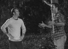 Alex & Scott (Steve & Danny) We have a 'bromantic' banter. We hit it off from the start, thank God, because we spend so much time together and it's fun. — Alex O'Loughlin, The Sun-He…
