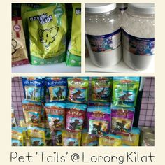 You can find lots of our products in Pet 'Tails' @ Lorong Kilat! #petsg #sgpets pets #sgdogs #sgcats #singaporepets #singaporedogs #singaporecats #pettails #reinbiotech #barkingheads #barkingheadsuk #breedercelect #zukes #marujyouefuku #azmira