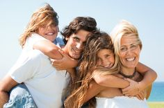 """Secrets to a happy family.  Your family bliss can be found in sweating it out with your kids, playing a goofy game of charades and Kyle Richards, a star of Bravo's reality TV series """"Real Housewives of Beverly Hills,"""" according to best-selling author Bruce Feiler......  Read more at http://tinyurl.com/kvs6vz2"""