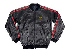 adidas A-15 Leather Tracksuit
