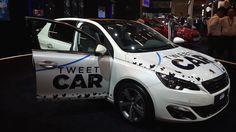 Peugeot Tweet Car
