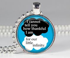 Our Little Infinity   The Fault in Our Stars  by PaperHeartGallery