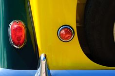 Car Tail Light Images by Jill Reger - Images of Tail Lights - 1965 Morgan Plus 4 Taillights
