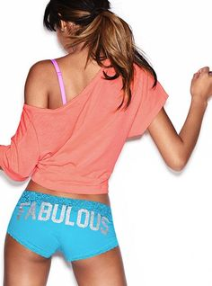 We're all fabulous, it doesn't matter what we look like. This underwear is perfect for bringing out the fabulous in us ;). Dreaming of a PINK Summer.