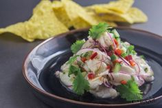 Ceviche is so much more than some chopped fish, vegetables and citrus. It's one of the best things you could ever decide to make or eat.