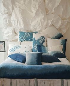 Stay up-to-date with the latest decorating trends, paint trends, interior paint design & renovation tips. Shelley Craft, Boy Toddler Bedroom, Toddler Boys, Blue Home Decor, Interior Paint, Color Trends, Interior Styling, Colours, Furniture