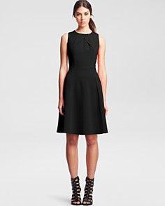 Kenneth Cole New York Sherry Fit & Flare Dress