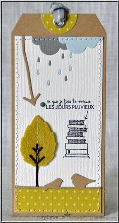 Projets Feuille de papier - La vie est belle *passion Scrap et Tampons*