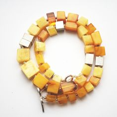 Natural Baltic Amber Necklace,25.5g by AmberLovers20 on Etsy