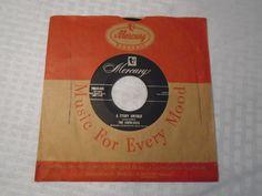 45 Record / The Crew Cuts / Vintage 50's Music / Jukebox music / Vinyl Record / by Montyhallsshowcase on Etsy