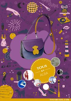 Spring is just around the corner !, come to Tous DC and customize your bag