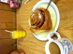 The Campus Cafe. Home of the biggest and best cinnamon rolls in the San Luis Valley