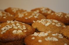 Incredible Oat Bran Muffins, Plain, Blueberry Or Banana Recipe - Breakfast.Food.com