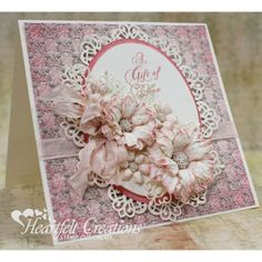 Gallery | Delicate Pink Arianna Blooms - Heartfelt Creations