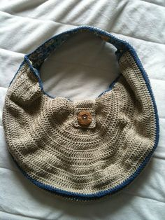 One of my crochet bags