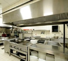 Commercial Kitchen Exhaust System Design Fascinating How To Design A Small Commercial Kitchen  Commercial Kitchen Decorating Inspiration