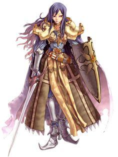 Crusader Female